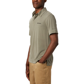 Columbia Sun Ridge Polo Homme, sage